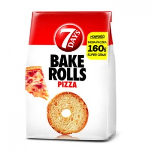 Bake Rolls pizza Chipita 160g