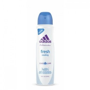 Antyperspirant Adidas spray Fresh Cool&Care 150ml