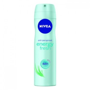 Antyperspirant Nivea spray Energy Fresh 150ml