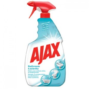 Spray do łazienki Ajax 750ml