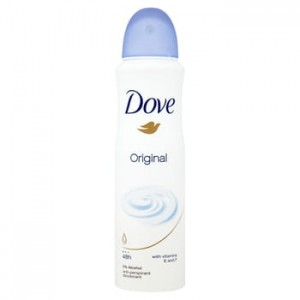 Original Antyperspirant aerozol Dove 150ml