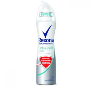 Antyprespirant REXONA WOMAN ACTIVE SHIELD FRESH 150 ml