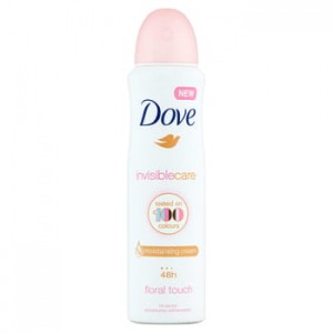 Antyprespirant Dove Invisible Care 150 ml