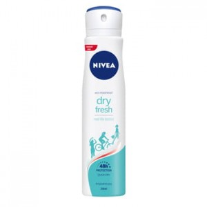 Antyprespirant Nivea DRY FRESH spray 250 ml