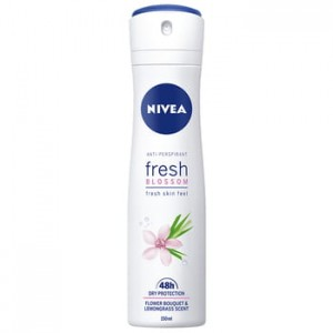 Antyprespirant Nivea spray Fresh Blossom 150 ml