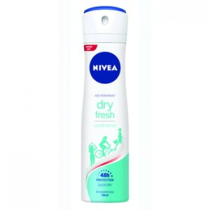Antyprespirant Nivea spray DRY FRESH 150 ml
