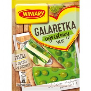 Galaretka agrestowa Winiary 71g